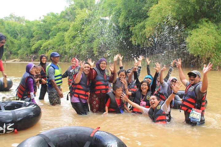 Wisata Dharma Wanita Dinas PU Kendari