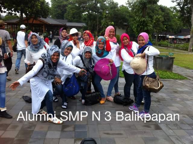 wisata jogja Alumni 85 smp n3 Balikpapan