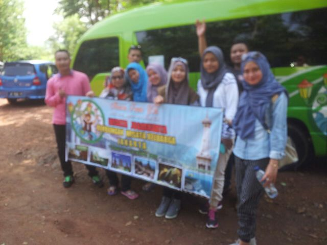 Klien Rombongan Wisata Keluarga Dari Jakarta