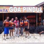 Klien Paket Bisnis Wisata Goa Pindul