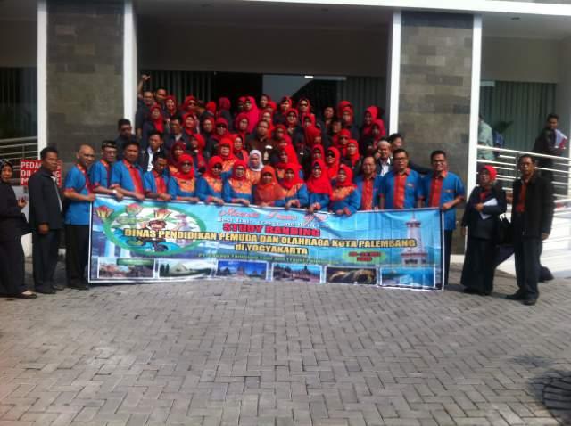 Portofolio Perjalanan Wisata Dindik dan Olahraga Kota Palembang