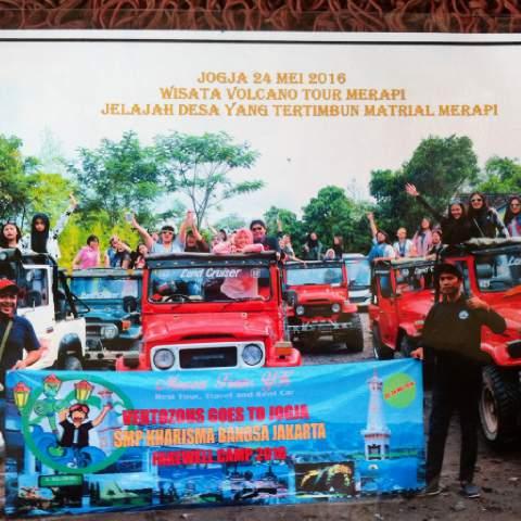 Portofolio SMP Kharisma Bangsa Jakarta