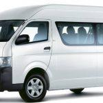 Sewa Mobil Hiace Commuter di Jogja Resmi Dan Murah