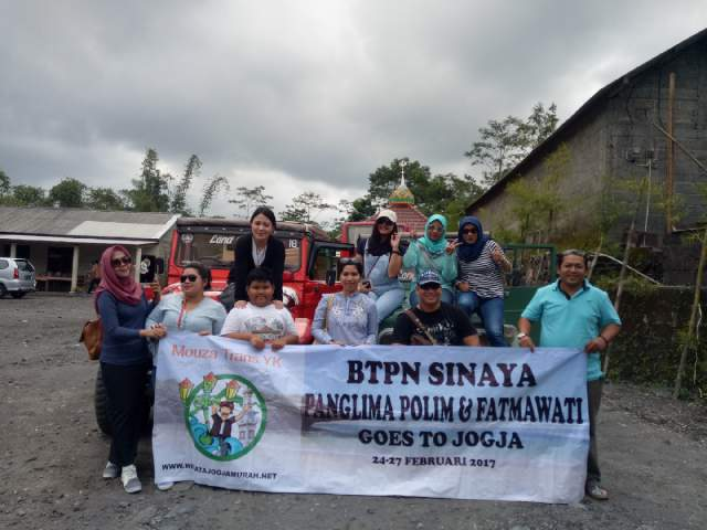 Portofolio Perjalanan BTPN Sinaya Panglima Polim & Fatmawati